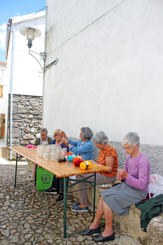 Alvoco da Serra, Aldeias de Montanha