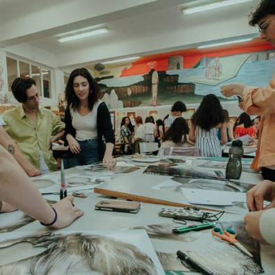 Workshops Colagem para Escolas